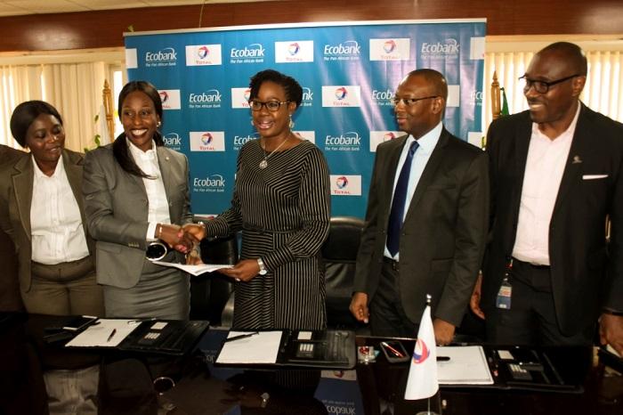Total and Ecobank Partnership