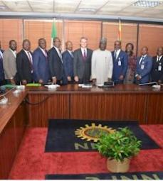 Total MDs Meet NNPC GMD