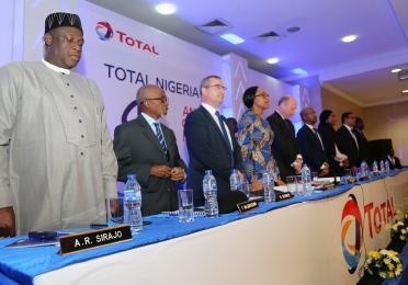 Total Nigeria Plc AGM 2019