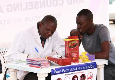 THE COMMUNITY HIV/AIDS,TUBERCULOSIS & MALARIA PREVENTIVE EDUCATION PROJECT LAUNCH IN FCT ABUJA ON 8TH OCTOBER, 2015