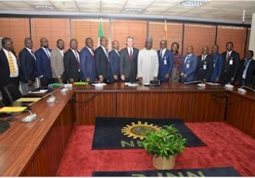 Total MDs Meet NNPC GMD