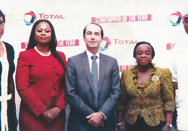 2015 TotalStartupper Nigeria