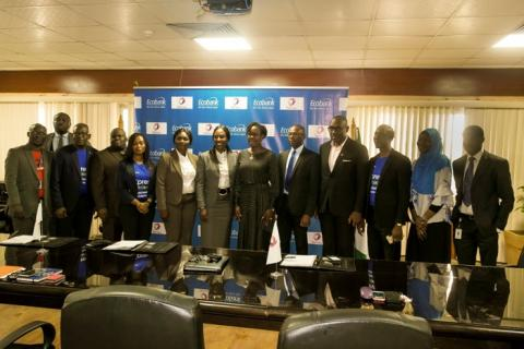 Ecobank partners with Total
