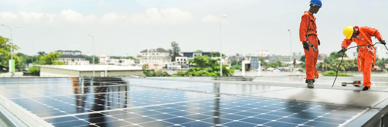 Solarization in Nigeria